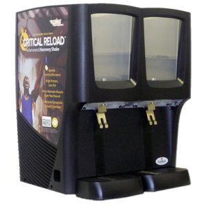 Critical Reload Dispenser, 2x5 Gallon
