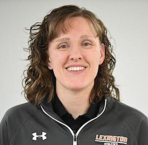 Coach Amber Burson