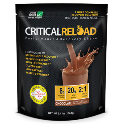Critical Reload Performance & Recovery Shake